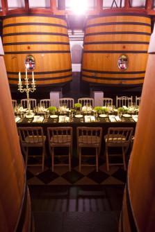 Hélixines et sélaginelles pour un chemin de table vert.